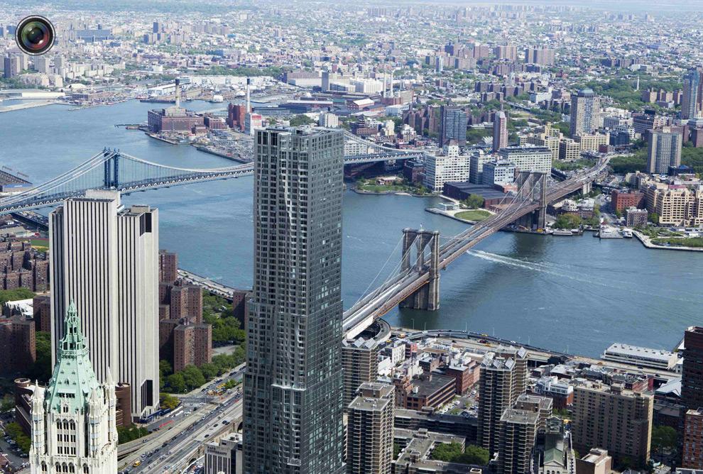 oneworldtrade 028 Строительство Всемирного торгового центра 1 в Нью Йорке