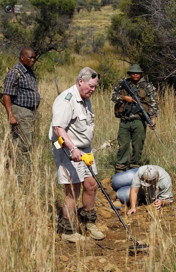 poaching 008 Браконьерство в Африке