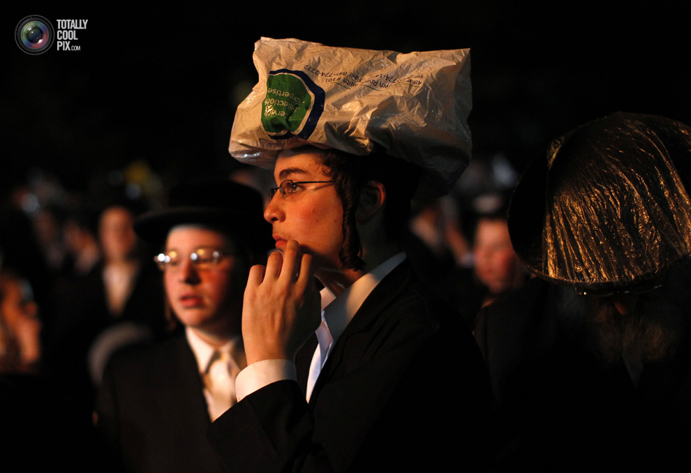 ultrajews 016 Евреи ортодоксы отмечают Лаг ба Омер
