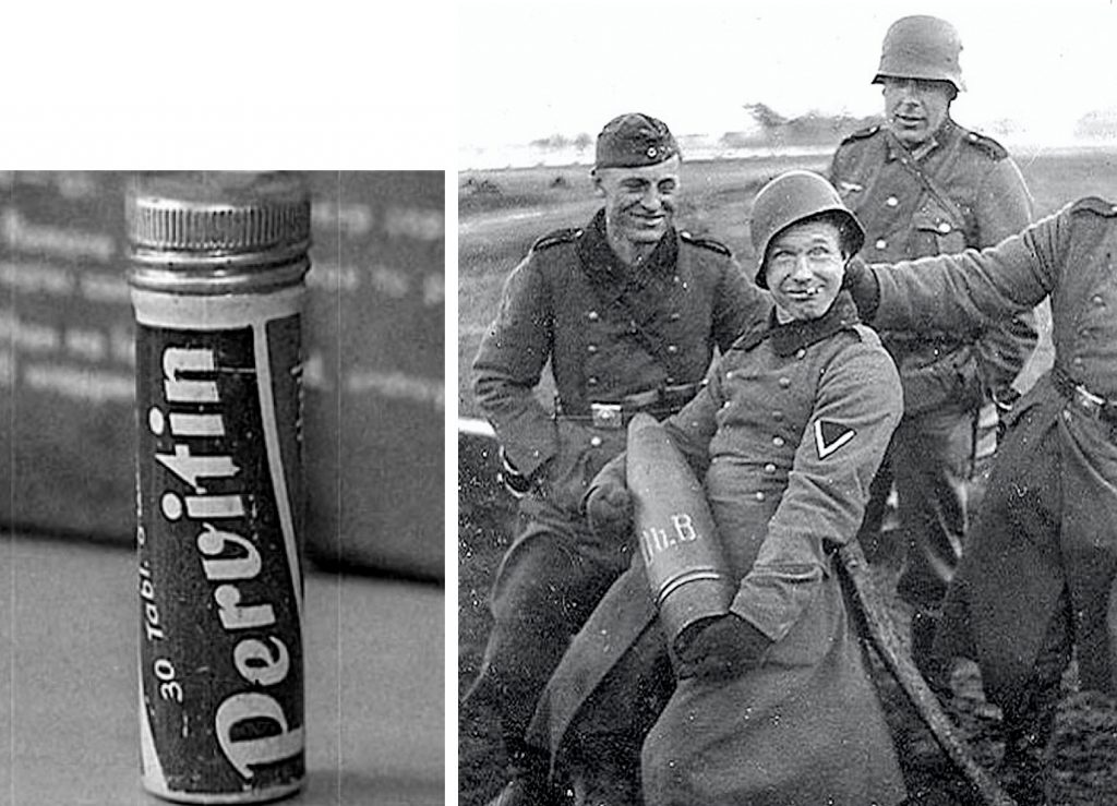 Pervitin Wehrmacht