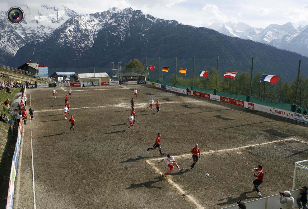 0 291 Весь мир играет в футбол