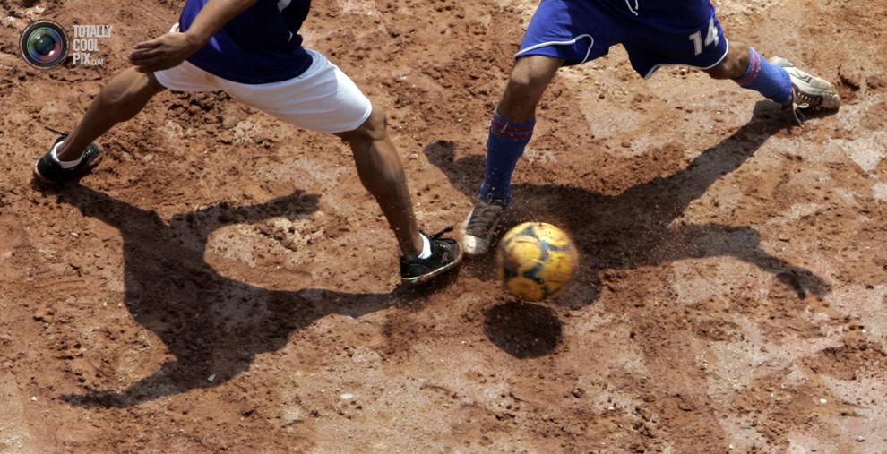 0 341 Весь мир играет в футбол