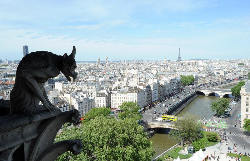 000 Отели Парижа: необычные и обычные
