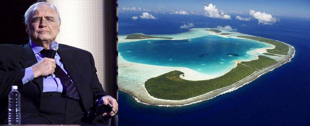 0012 Знаменитости   владельцы островов