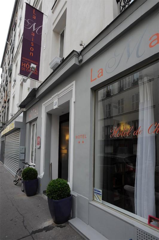 019 532x800 Отели Парижа: необычные и обычные