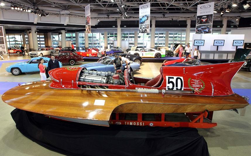 02 1953 Timossi Ferra 2216019k Уникальные автомобили и суда на аукционе в Монако