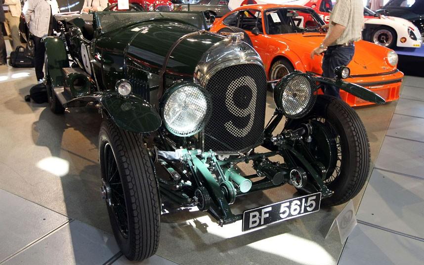 04 1925 Bentley 4 12  2216026k Уникальные автомобили и суда на аукционе в Монако