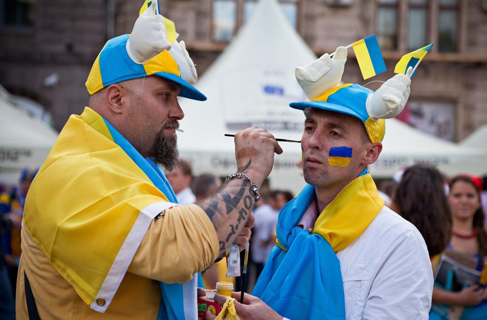 0416 Евро 2012 в Киеве