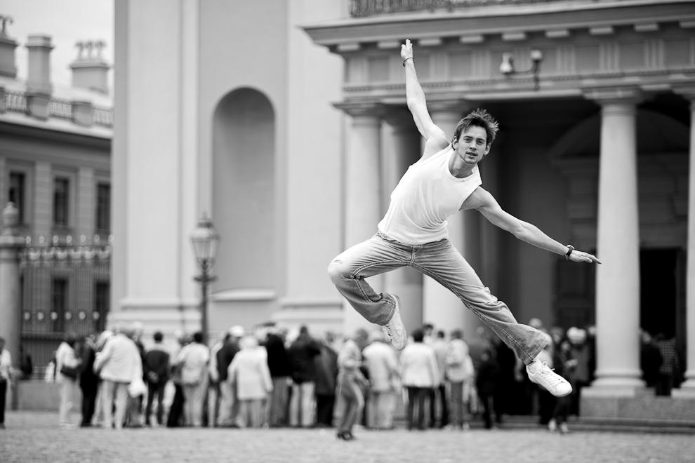 053 Dance Petersburg / Танцующий Петербург