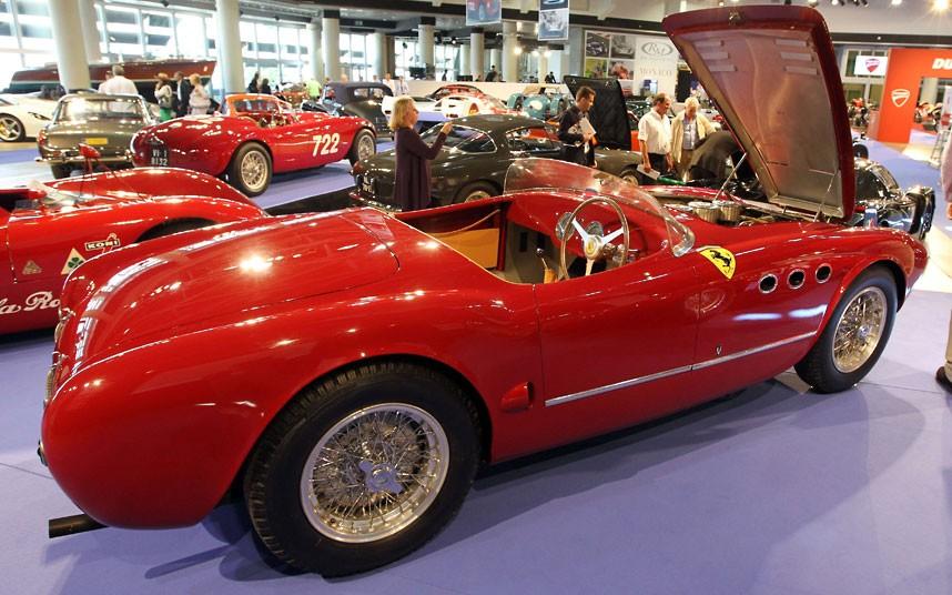 07 1952 Ferrari 225 S 2216028k Уникальные автомобили и суда на аукционе в Монако