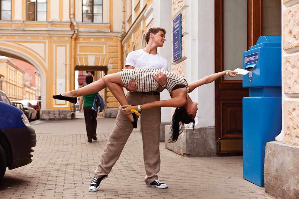 073 Dance Petersburg / Танцующий Петербург