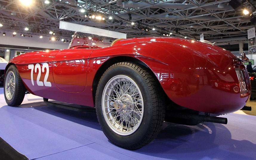 08 1948 Ferrari 166 I 2216037k Уникальные автомобили и суда на аукционе в Монако