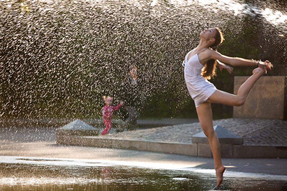 083 Dance Petersburg / Танцующий Петербург