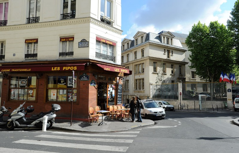 0831 800x512 Отели Парижа: необычные и обычные