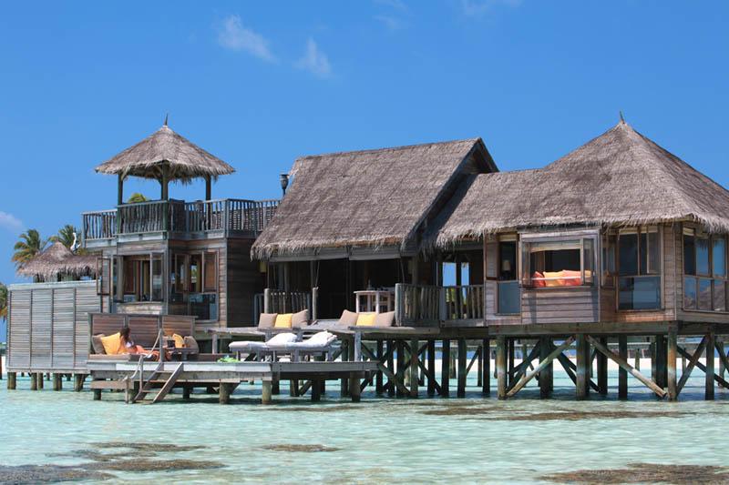 10 Удивительные домики отеля Soneva Gili на Мальдивах