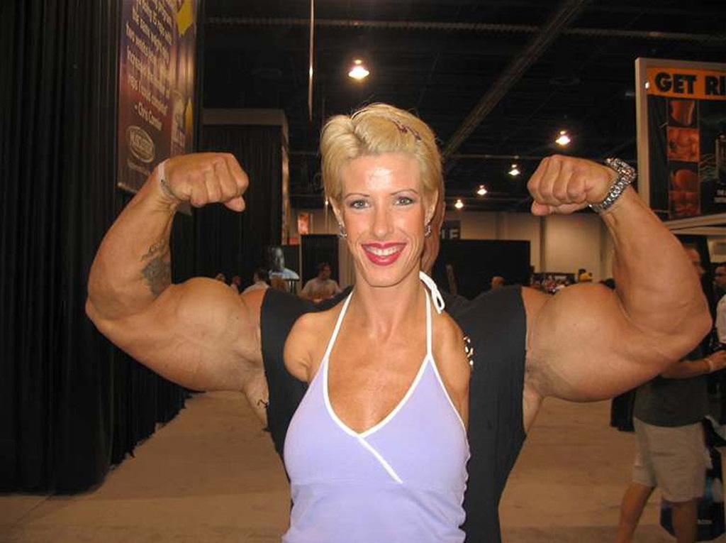 1022 Сильная женщина по имени Барби