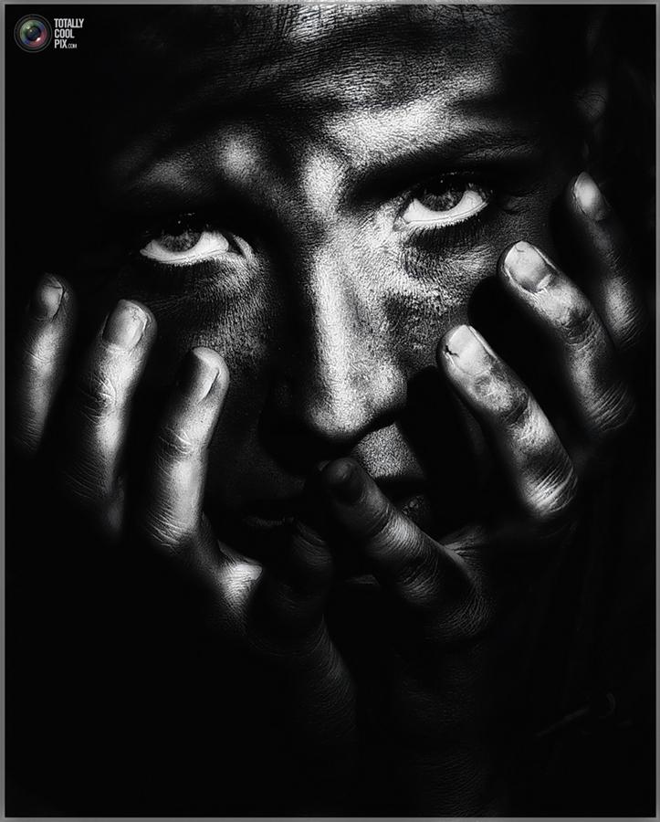 1050 Выразительные снимки венгерского фотографа Габора Дворника