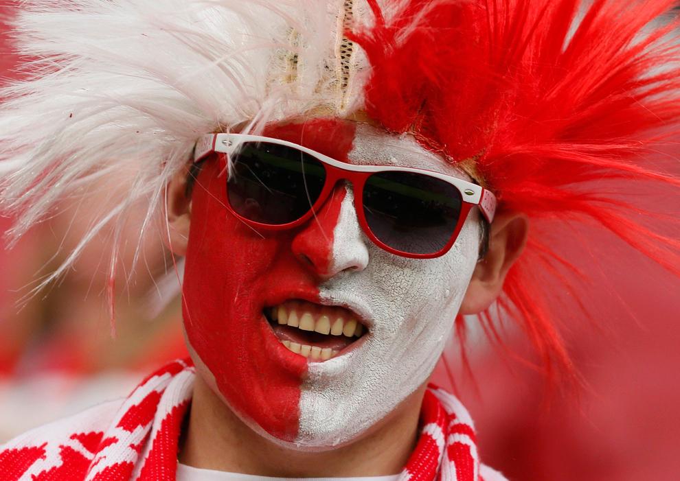 1069 Евро 2012   фанаты