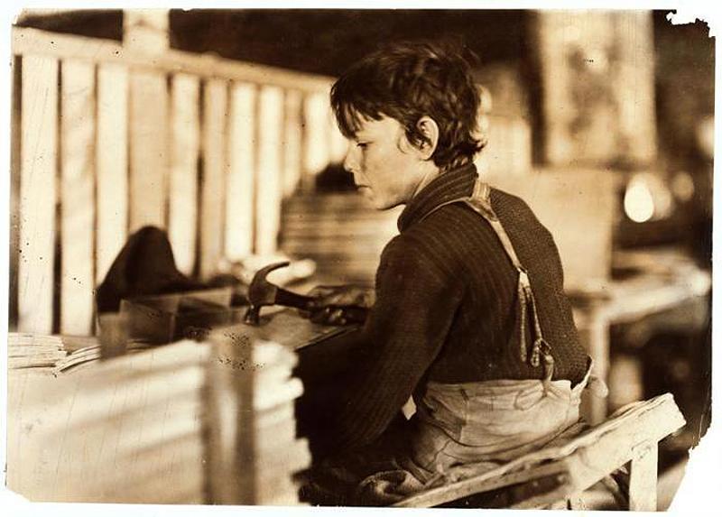 1071 Детский труд в истории