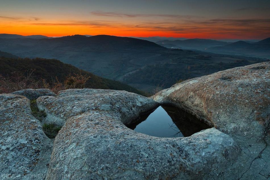 1079 Болгарские пейзажи фотографа Евгения Динева