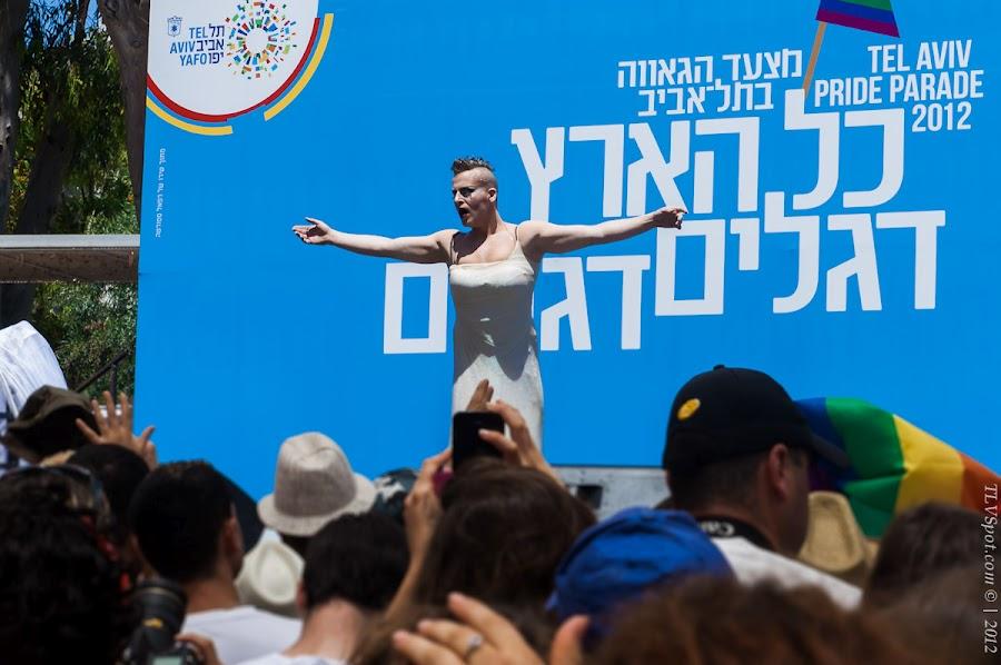 1085 Тель Авивский Гей Парад 2012