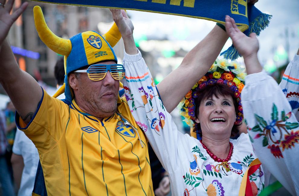 1089 Евро 2012 в Киеве