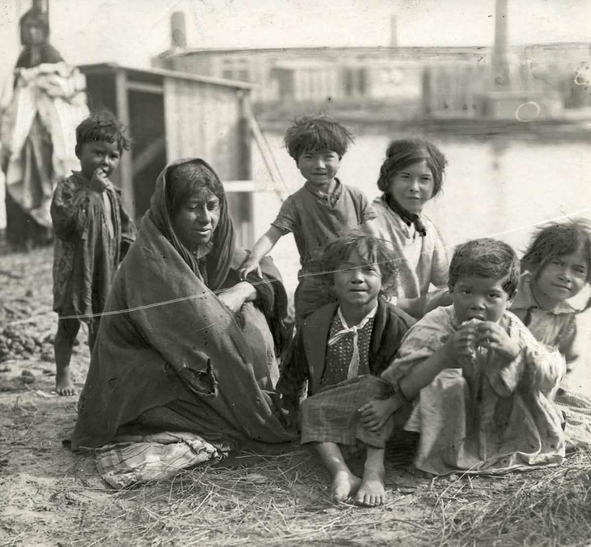 1091 Жизнь цыган в Европе до Второй Мировой войны