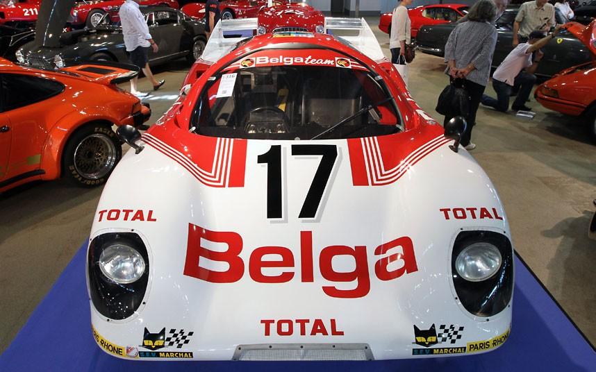 11 1978 Rondeau M378  2216027k Уникальные автомобили и суда на аукционе в Монако