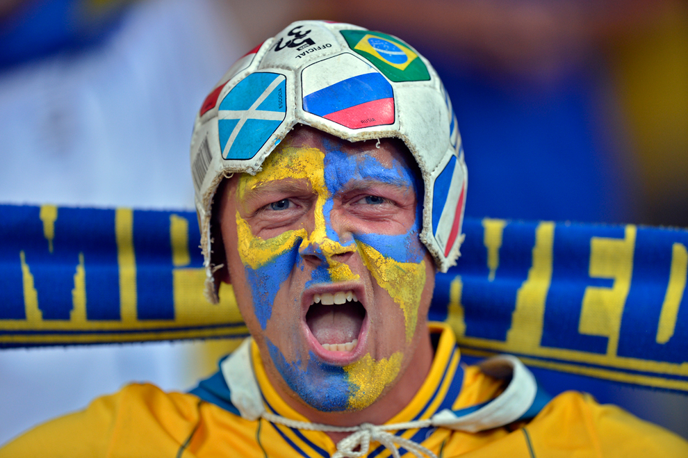 11103 Евро 2012   фанаты