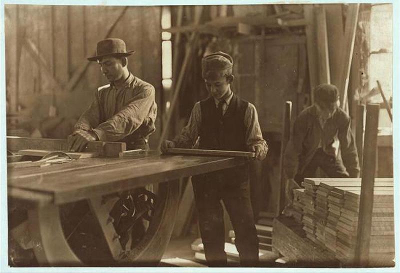 11104 Детский труд в истории