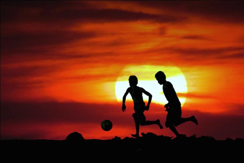 Солнечные силуэты в фотографиях Ирвинга Лубиса