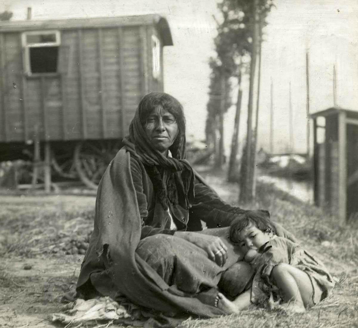 11123 Жизнь цыган в Европе до Второй Мировой войны