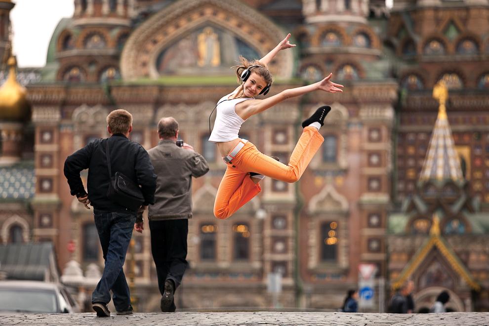 1122 Dance Petersburg / Танцующий Петербург