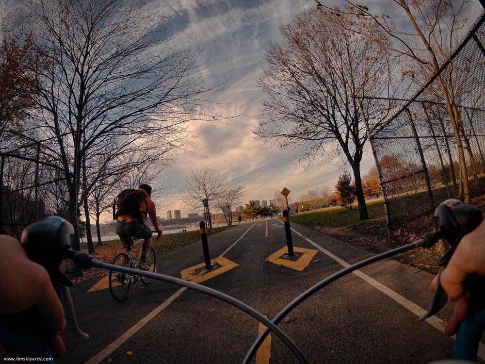 1129 Нью Йорк глазами дорожного велосипеда