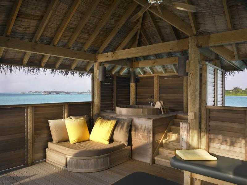 12 Удивительные домики отеля Soneva Gili на Мальдивах