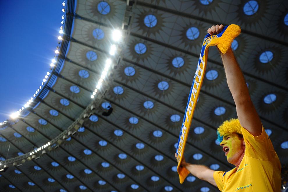 1204 Евро 2012   фанаты