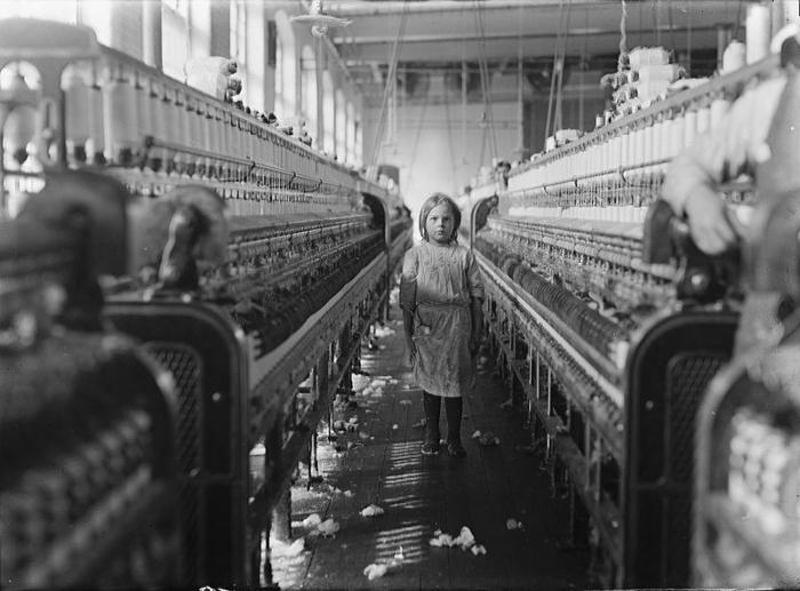 1206 Детский труд в истории