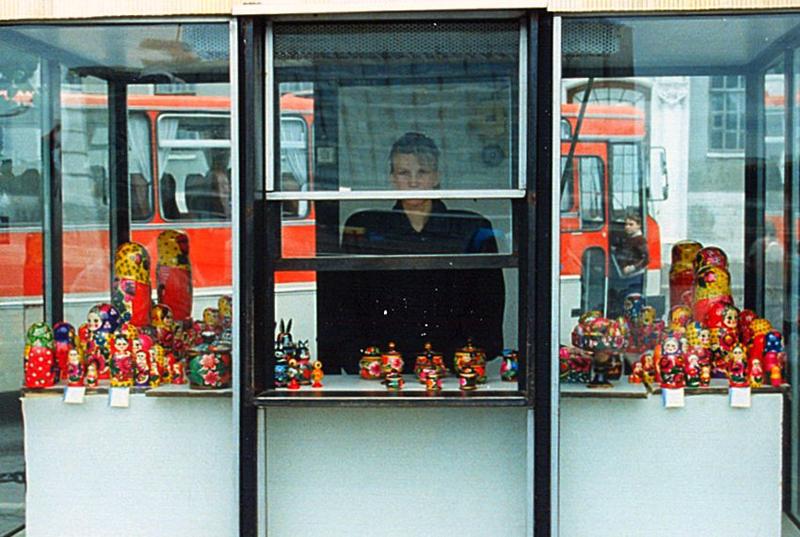 1211 Советский Союз 1989 года глазами американца