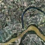 Интересные объекты «Google Планета Земля»