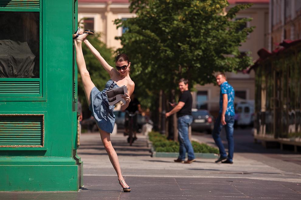 1219 Dance Petersburg / Танцующий Петербург