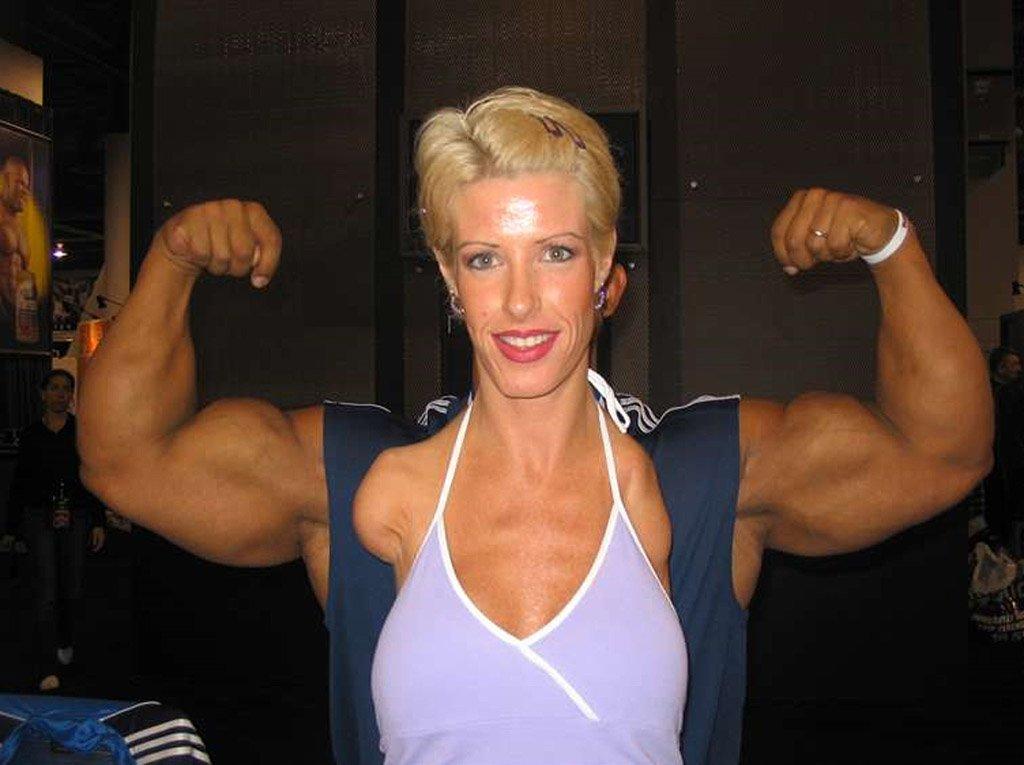 1223 Сильная женщина по имени Барби