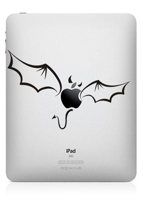 1230 33 креативных наклейки на ваш iPad