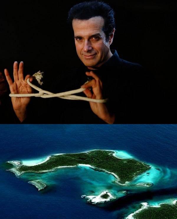 1232 Знаменитости   владельцы островов