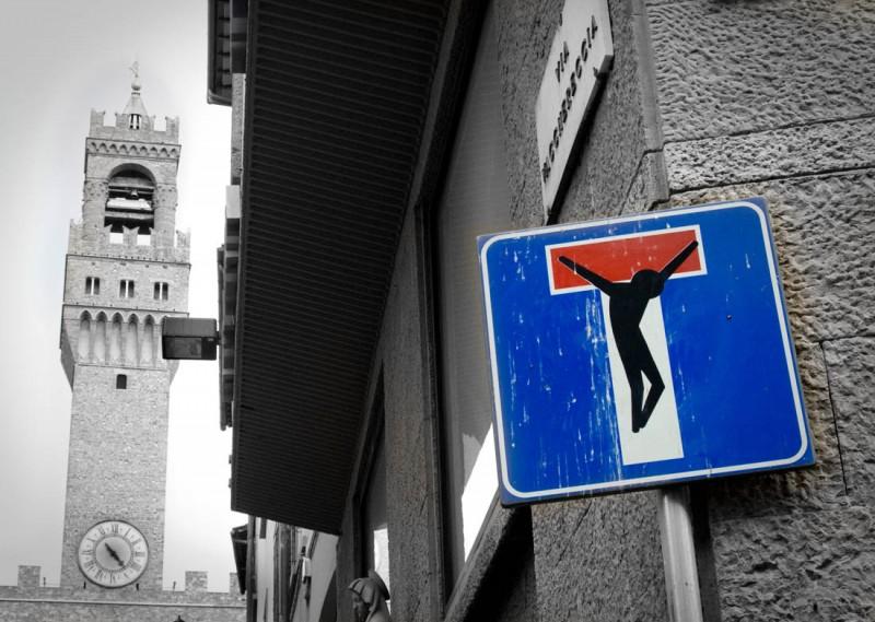 126 800x569 Уличный художник Клет Абрахэм