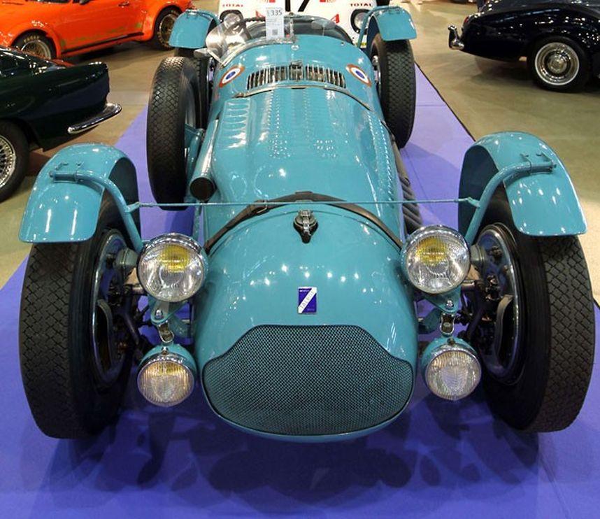 13 1950 Talbot Lago T 2216023k Уникальные автомобили и суда на аукционе в Монако