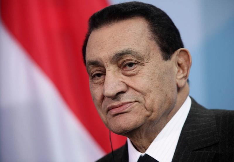 1309 800x553 Жизнь Хосни Мубарака в фотографиях