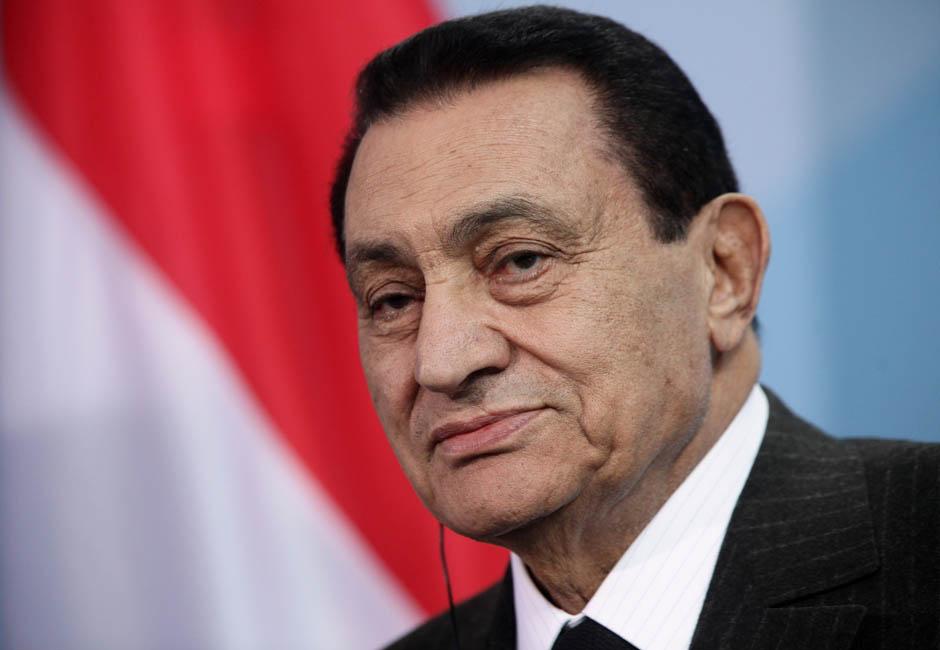 1309 Жизнь Хосни Мубарака в фотографиях