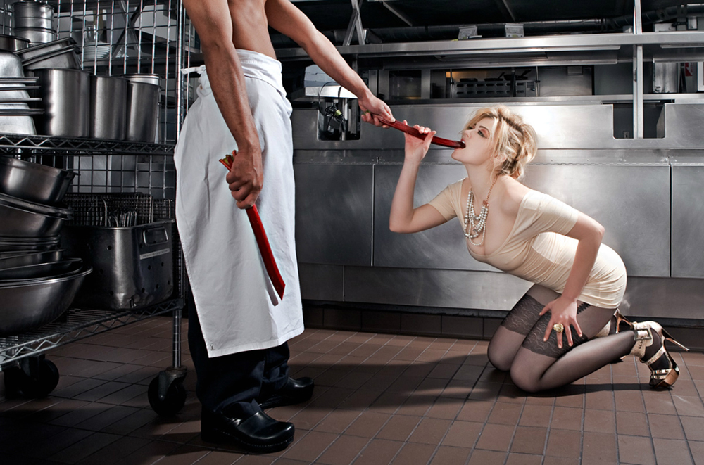1326 Реклама и секс в работах фотографа Шона Дюфрена
