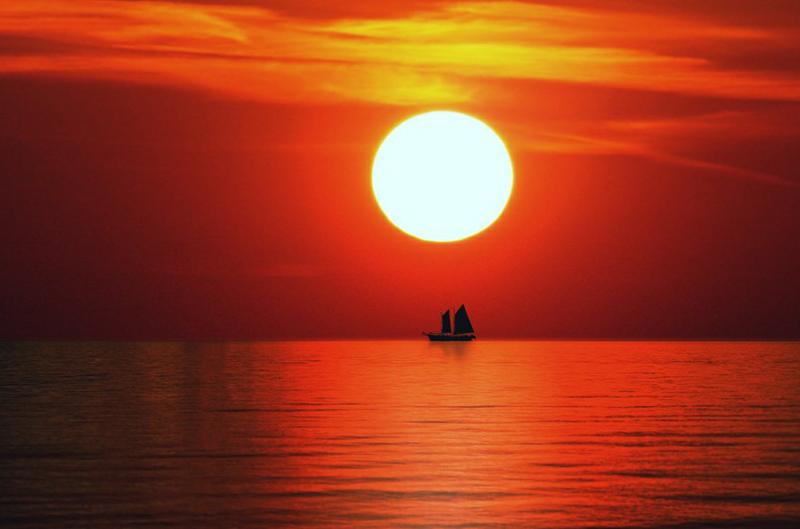 137 Солнечные силуэты в фотографиях Ирвинга Лубиса