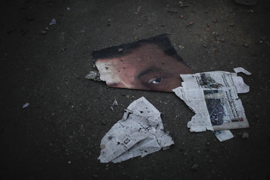 1386 Жизнь Хосни Мубарака в фотографиях